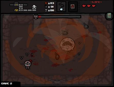 Скриншот №9 к The Binding of Isaac