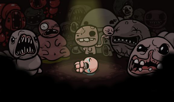 The Binding of Isaac скриншот