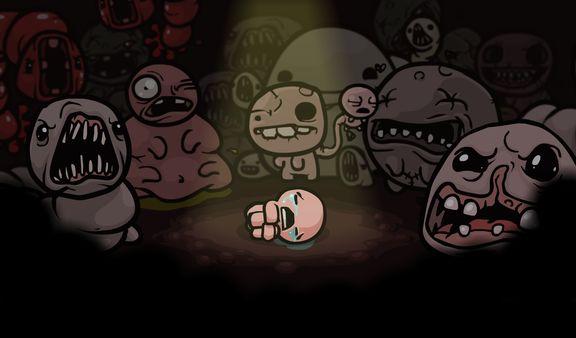 Скриншот №1 к The Binding of Isaac