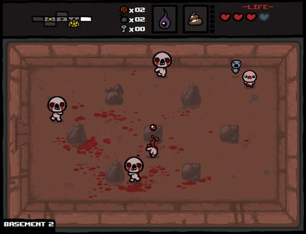 Скриншот №2 к The Binding of Isaac