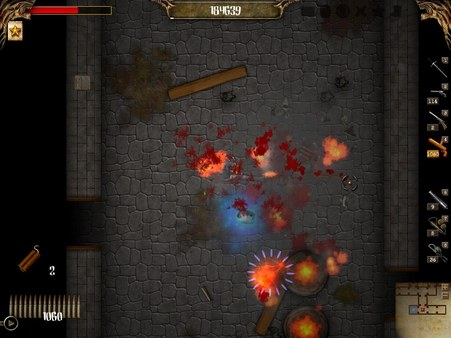 скриншот Larva Mortus 4