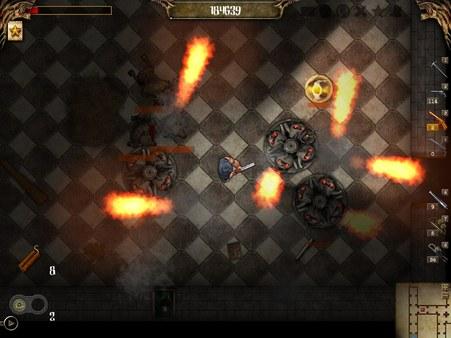 скриншот Larva Mortus 5