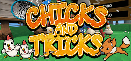 Chicks and Tricks VR Cover Image