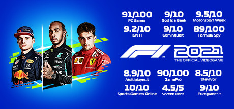 F1® 2021 Cover Image