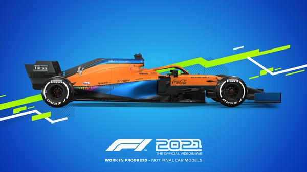F1 2021 PS5 Xbox Series