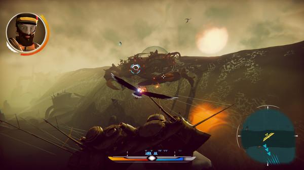 Скриншот №3 к The Falconeer