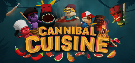 Cannibal Cuisine Cover Image