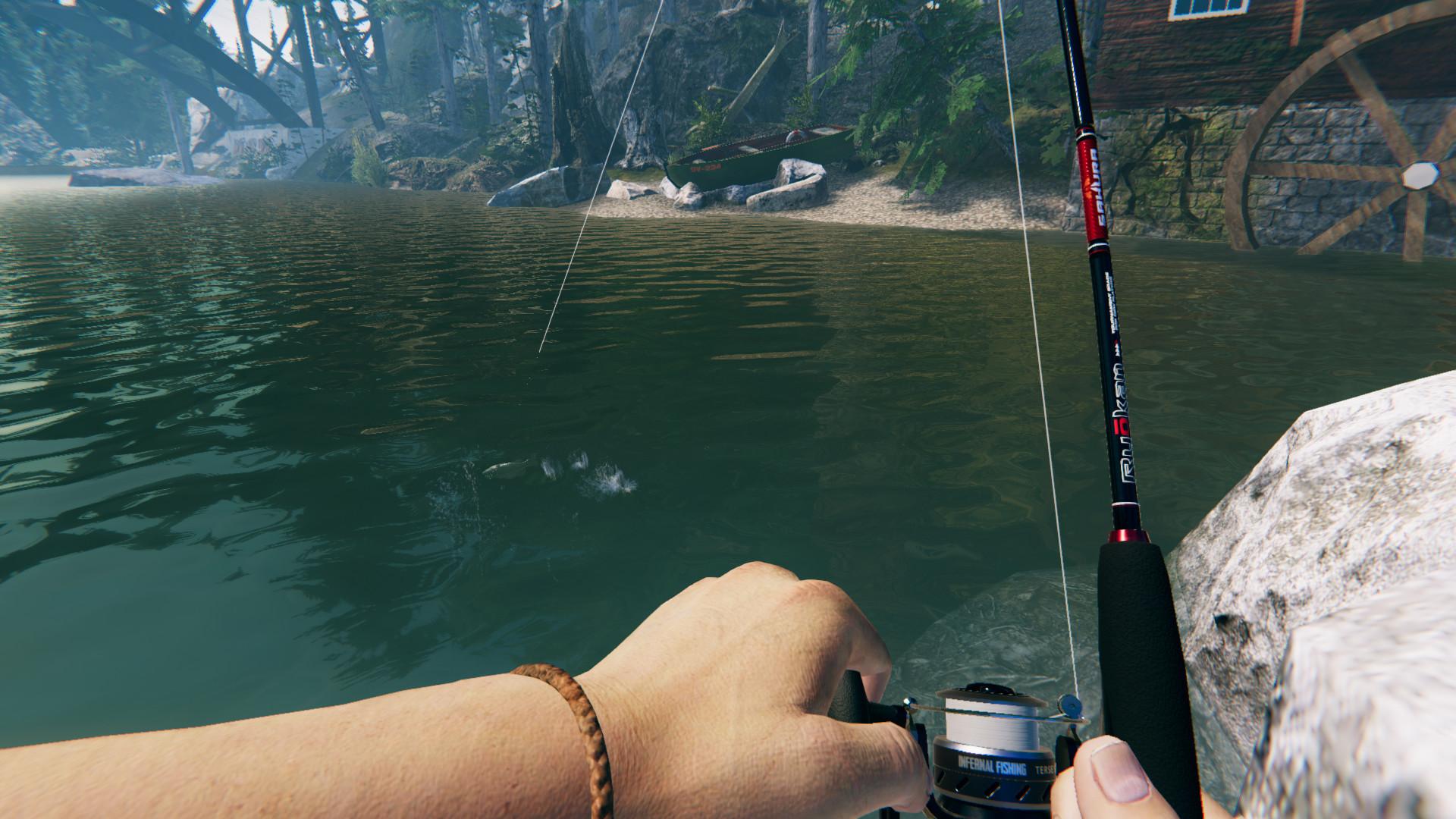 fishing simulator 2 pc game