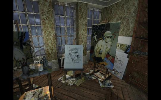 Скриншот №4 к Nikopol Secrets of the Immortals