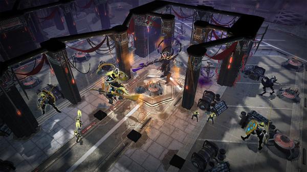 Скриншот №5 к Age of Wonders Planetfall - Star Kings