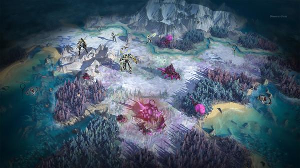 Скриншот №4 к Age of Wonders Planetfall - Star Kings