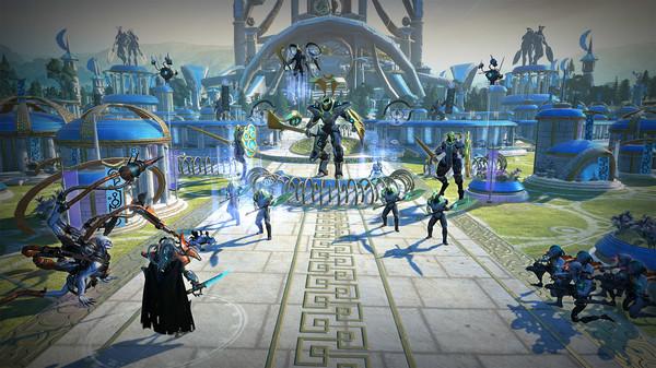 Скриншот №3 к Age of Wonders Planetfall - Star Kings
