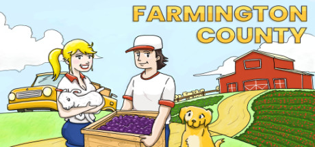 Farmington County: The Ultimate Farming Tycoon Simulator Cover Image