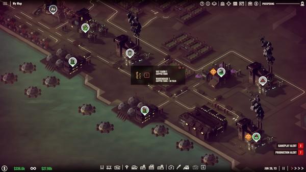Скриншот №6 к Rise of Industry 2130