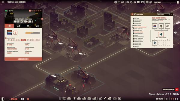 Скриншот №4 к Rise of Industry 2130