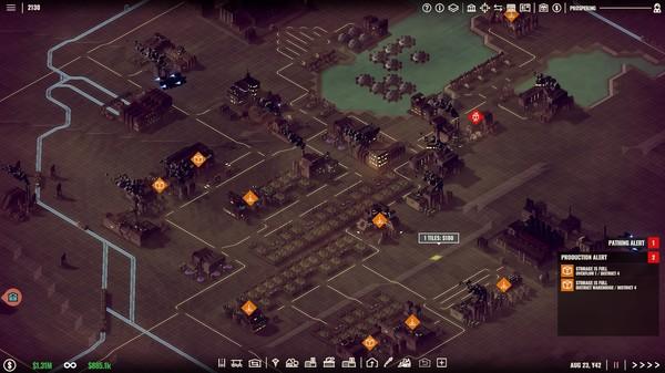 Скриншот №9 к Rise of Industry 2130