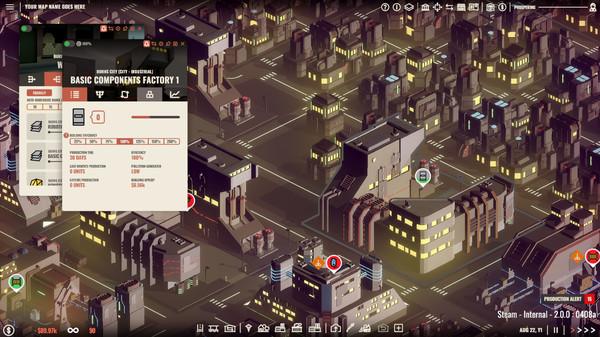 Скриншот №5 к Rise of Industry 2130