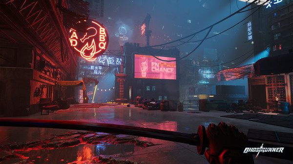 Скриншот №11 к Ghostrunner