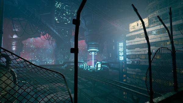 Скриншот №7 к Ghostrunner