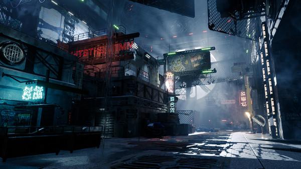 Скриншот №2 к Ghostrunner
