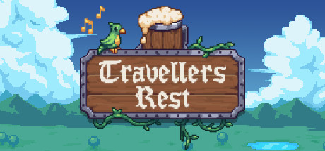Travellers Rest Cover Image
