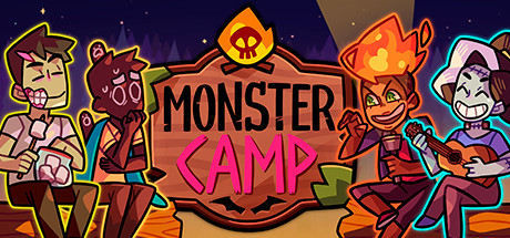 Monster Prom 2: Monster Camp Cover Image