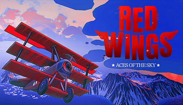 Red Wings: Aces of the Sky su Steam