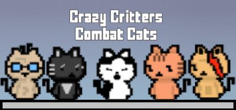 Crazy Critters - Combat Cats
