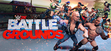 WWE 2K BATTLEGROUNDS Cover Image
