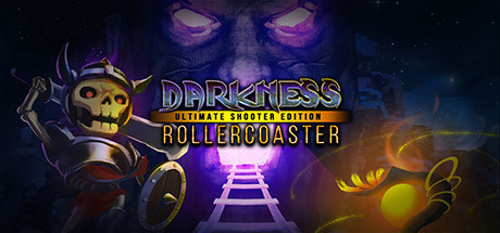 Darkness Rollercoaster - Ultimate Shooter Edition Cover Image
