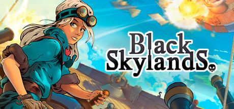 Black Skylands Cover Image