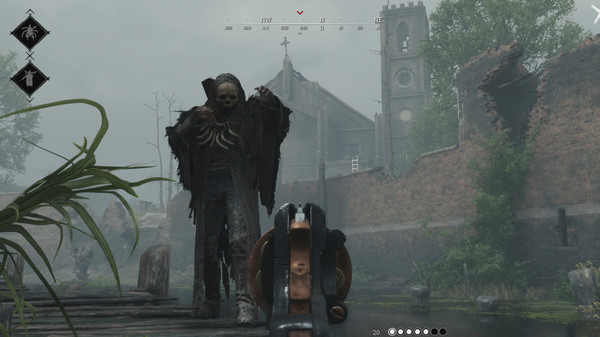 Скриншот №2 к Hunt Showdown - Legends of the Bayou