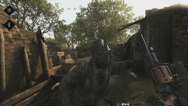Скриншот №1 к Hunt Showdown - Legends of the Bayou