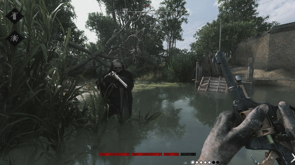 Скриншот №4 к Hunt Showdown - Legends of the Bayou
