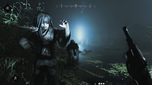 Скриншот №3 к Hunt Showdown - Legends of the Bayou