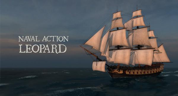 Скриншот №5 к Naval Action - Leopard