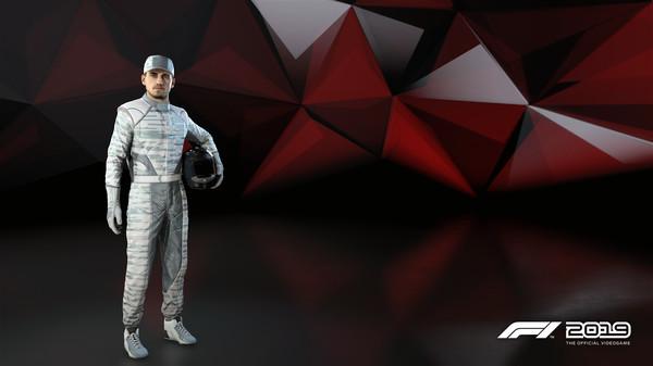 Скриншот №1 к F1 2019 Suit Digital Camo