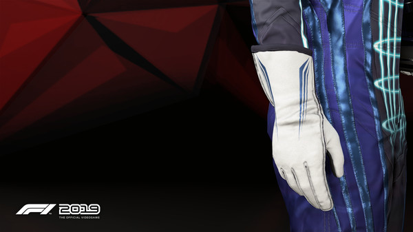 Скриншот №1 к F1 2019 Gloves Sci-Fi