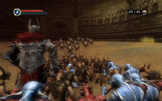 Overlord скриншот