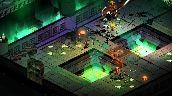 Hades скриншот