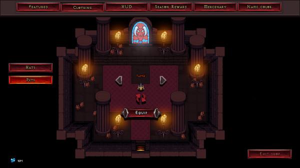 Скриншот №3 к Hero Siege - Companion Bundle