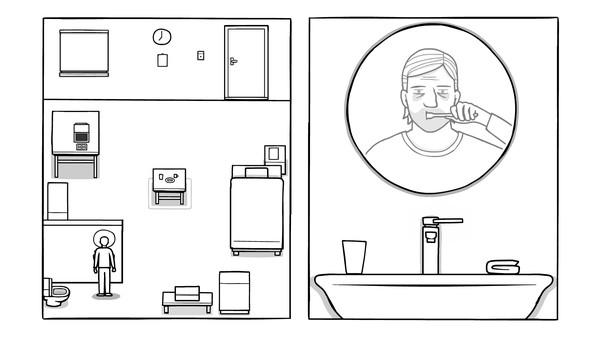 Скриншот №7 к The White Door