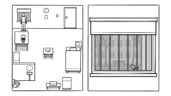 Скриншот №3 к The White Door