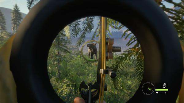 Скриншот №5 к theHunter Call of the Wild™ - High-Tech Hunting Pack