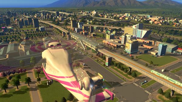 Скриншот №8 к Cities Skylines - Sunset Harbor