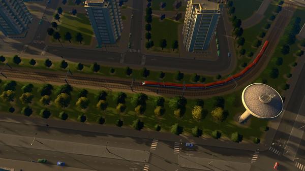 Скриншот №6 к Cities Skylines - Sunset Harbor