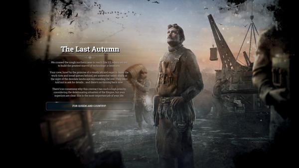 Скриншот №3 к Frostpunk The Last Autumn
