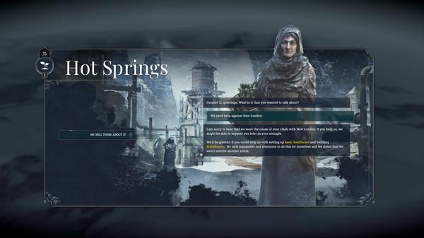 Скриншот №3 к Frostpunk On The Edge