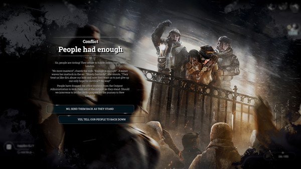 Скриншот №5 к Frostpunk On The Edge