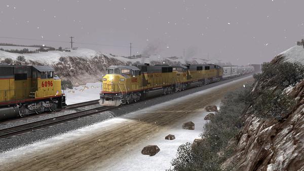 скриншот Train Simulator: Battle For Sherman Hill Add-On 2